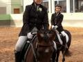 Tarja-Emely Bruins - Reiterwettbewerb
