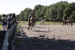 Ponyrennen am Tag der offenen Tür 2013