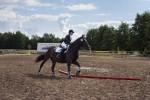 Laura Dahlhaus im... sagen wir mal... Pferderennen